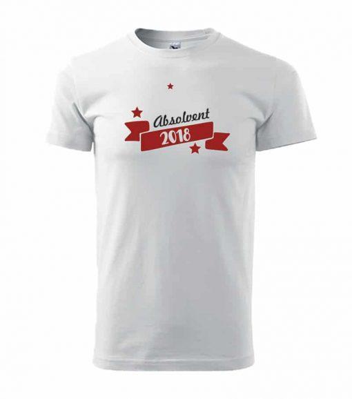 absolventské tričko design 01