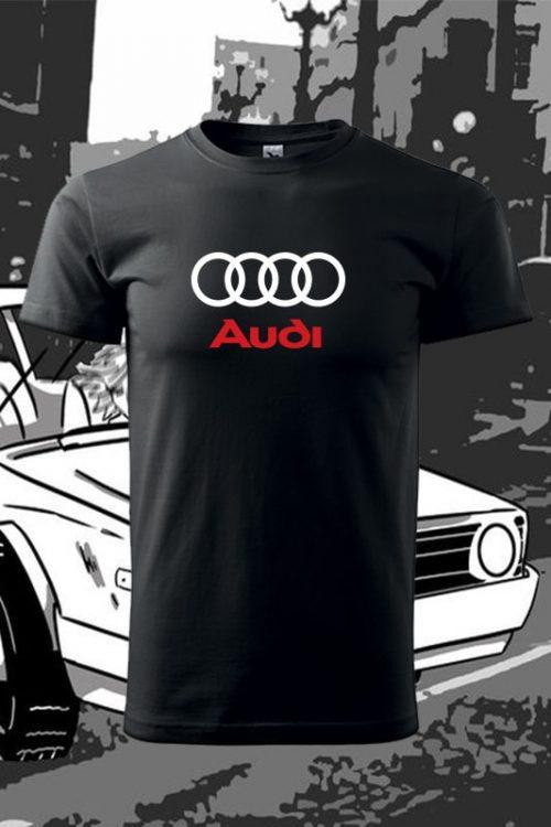 Pánske tričko Audi