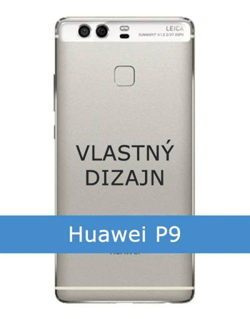 Kryt s fotkou na Huawei P9